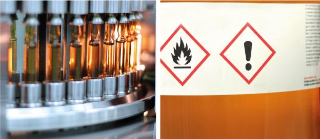 Reglamento CLP y Fichas Toxicológicas 2015