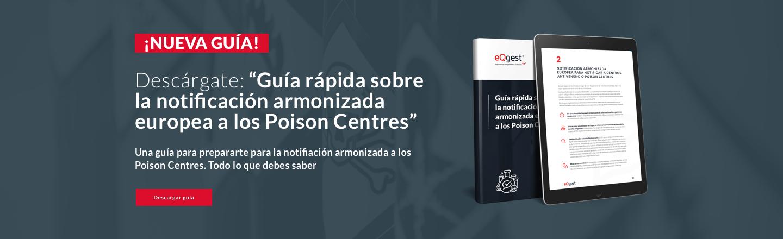 Guía poison centres